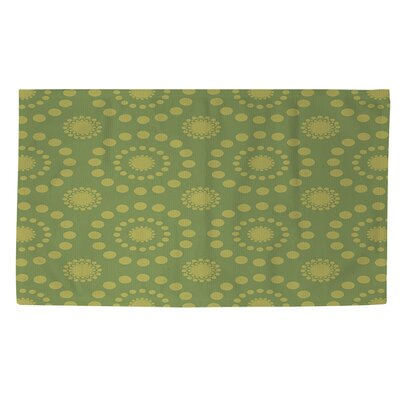 Tropical Breeze Patterns Area Rug Rug Size: 4 x 6