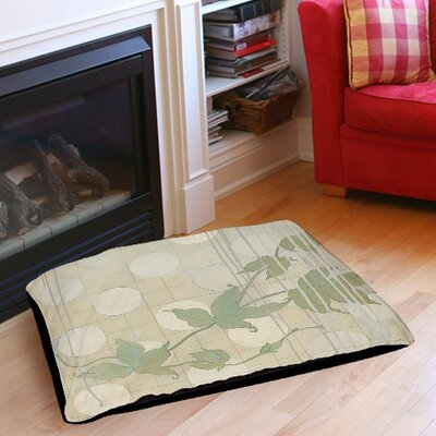 Summer Vine 2 Indoor/Outdoor Pet Bed Size: 28 L x 18 W