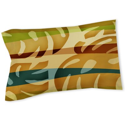 Tropical Leaf 1 Sham Size: Twin