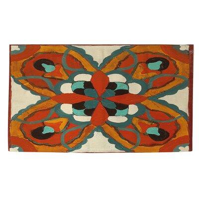 Tuscan Tile 1 Area Rug Rug Size: 4 x 6