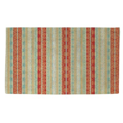Tea House Patterns 14 Area Rug Rug Size: 4 x 6