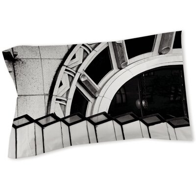 Urban Detail Arch Sham Size: Queen/King