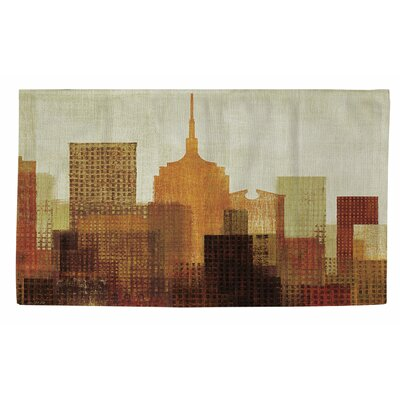Summer in the City II Area Rug Rug Size: 2 x 3