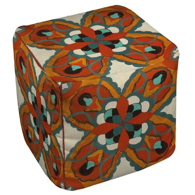 Laila 1 Cube Ottoman
