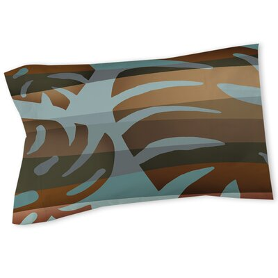 Tropical Leaf 4 Sham Size: Twin