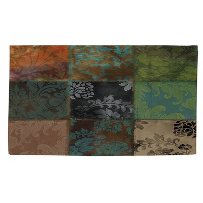 Velvet Patch 3 Area Rug Rug Size: 2 x 3