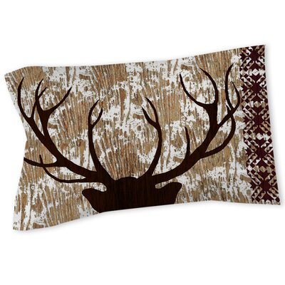 Wilderness Deer Sham Size: Twin
