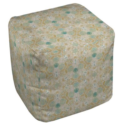 Tea House Patterns 12 Ottoman