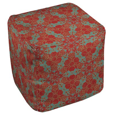 Tea House Patterns 13 Ottoman