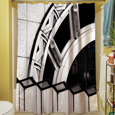 Urban Detail Arch Shower Curtain