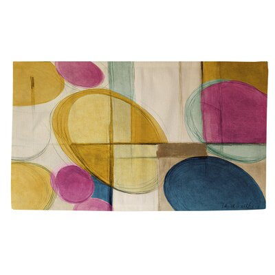 Very Retro Area Rug Rug Size: 4 x 6