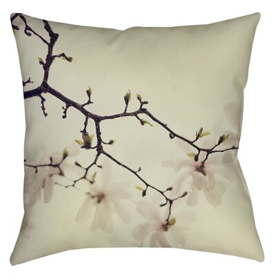 The Soft Explosion Printed Throw Pillow Size: 16 H x 16 W x 4 D