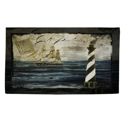 Timeless Voyage 2 Area Rug Rug Size: 4 x 6