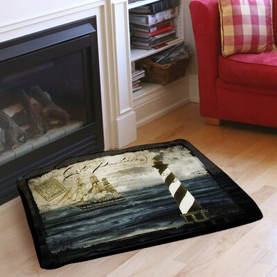 Timeless Voyage 2 Indoor/Outdoor Pet Bed Size: 50 L x 40 W