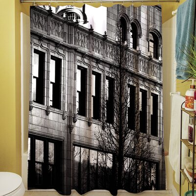 Urban Fa�ade Shower Curtain