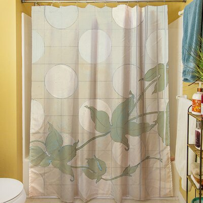 Summer Vine II Shower Curtain