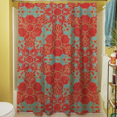 Kerrie Printed Shower Curtain