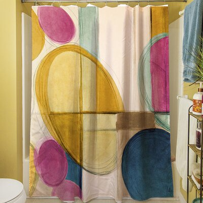 Very Retro Shower Curtain