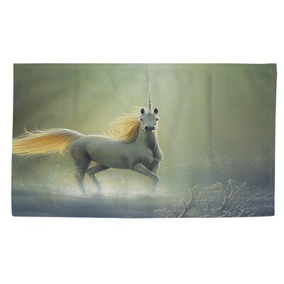 Touch by the Aurora Area Rug Rug Size: 4 x 6