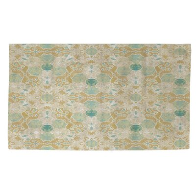 Tea House Patterns 12 Area Rug Rug Size: 4 x 6