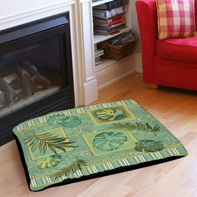 Tropic of Cancer Indoor/Outdoor Pet Bed Size: 28 L x 18 W