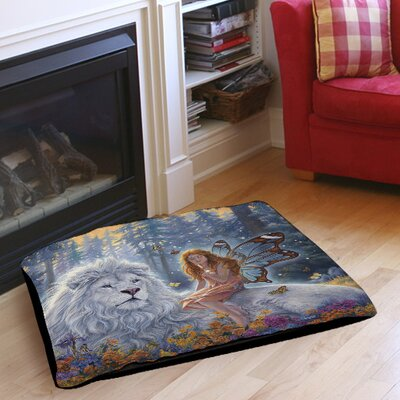 Star Birth Indoor/Outdoor Pet Bed Size: 40 L x 30 W