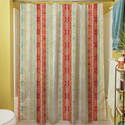 Kerrie Striped Shower Curtain