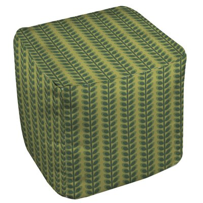 Tropical Breeze Patterns 39 Ottoman