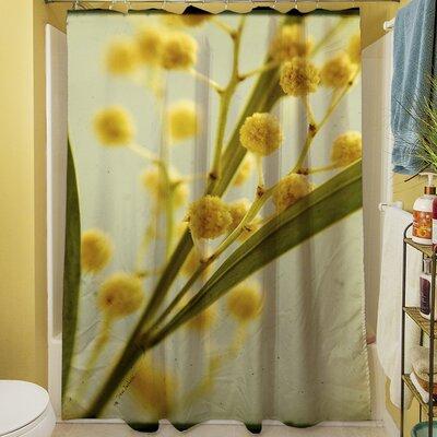 Vintage Botanicals I Shower Curtain