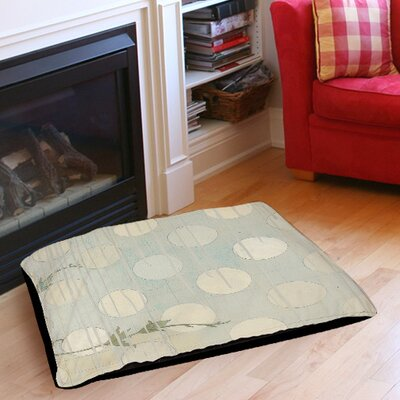 Summer Vine 3 Indoor/Outdoor Pet Bed Size: 40 L x 30 W