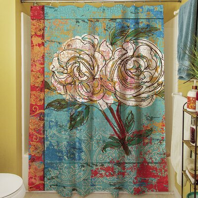Valencia I Shower Curtain