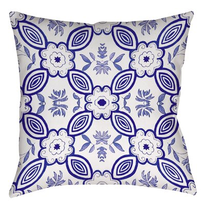 Chinoiserie Swatch 1 Printed Throw Pillow Size: 26 H x 26 W x 7 D