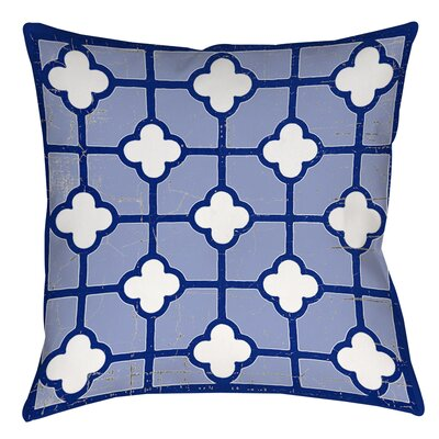 Atherstone 3 Printed Throw Pillow Size: 16 H x 16 W x 4 D