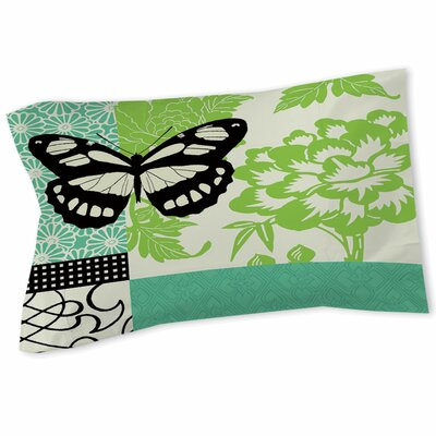 Butterfly Journey 2 Sham Size: Queen/King