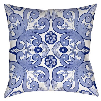 Atherstone 4 Printed Throw Pillow Size: 18 H x 18 W x 5 D