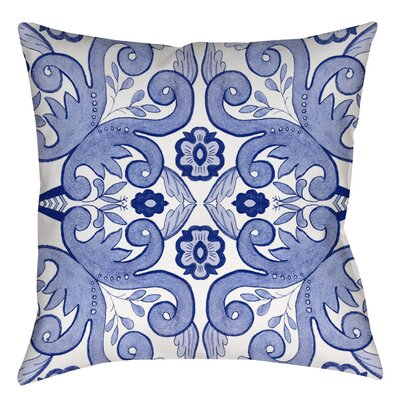 Atherstone 4 Indoor/Outdoor Throw Pillow Size: 16 H x 16 W x 4 D