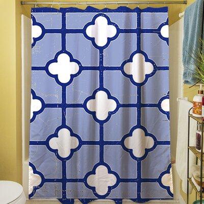 Chinoiserie Swatch III Shower Curtain