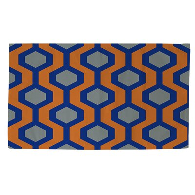 Carpet Blue Area Rug Rug Size: 2 x 3