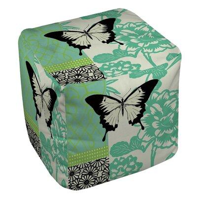 Butterfly Journey 1 Ottoman