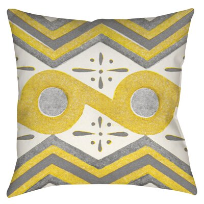 Salzman 2 Printed Throw Pillow Size: 20 H x 20 W x 5 D