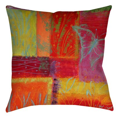 Samons Indoor/Outdoor Throw Pillow Size: 16 H x 16 W x 4 D