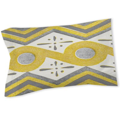 Citron and Slate 2 Sham Size: Twin