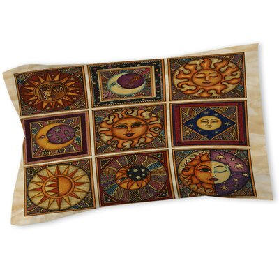Celestial Squares Sham Size: Queen/King