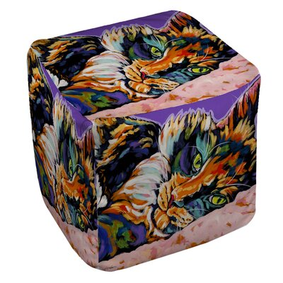 Calico Dreams Pouf