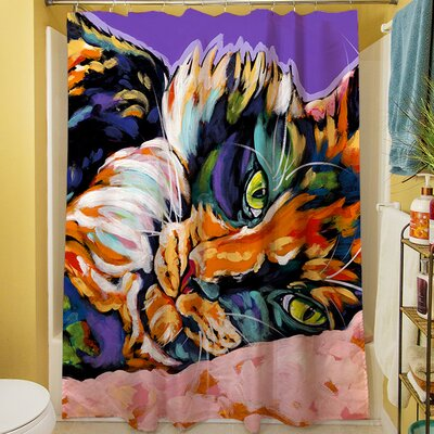 Calico Dreams Shower Curtain