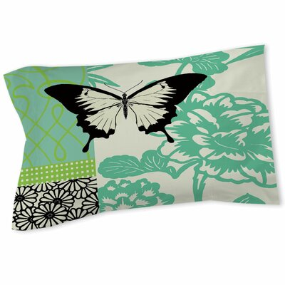 Butterfly Journey 1 Sham Size: Twin