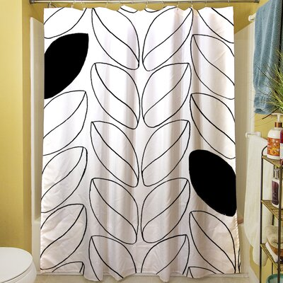Divisible II Shower Curtain