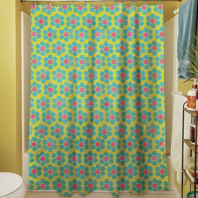 Emilys Ditsy Garden Shower Curtain