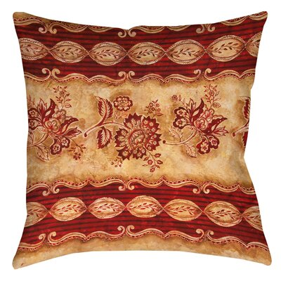 Alana Printed Throw Pillow Size: 18 H x 18 W x 5 D