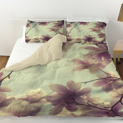 Daydream Believers Duvet Cover Size: Queen